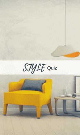 Find Your Style Quiz